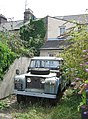 1964 Land Rover Series IIA in Cambridge, England.jpg