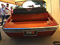 "1966 AMC AMX Prototype SAE conference ""Ramble Seat"" at 2015 AMO show 11of20.jpg"