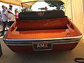 "1966 AMC AMX Prototype SAE conference ""Ramble Seat"" at 2015 AMO show 11of20.jpg"