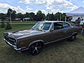 1967 AMC Marlin fastback at AMO 2015 meet in brown 3of7.jpg