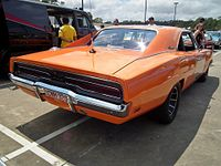 1969 Dodge Charger coupe - General Lee (12404045093).jpg