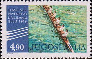 1979 World Rowing Championships rowing regatta