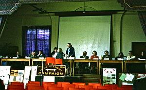 Settle–Carlisle line - 1986 Transport Users Consultative Committee hearing in Carlisle
