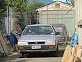 1986 Subaru Leone GF + friends (7991159459).jpg