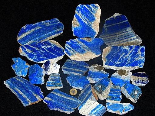 1Lapis lazuli