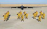 1st Bombardment Squadron U2R with crews.jpg