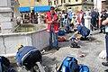 20. državno preverjanje ekip prve pomoči Civilne zaščite in Rdečega križa 03.JPG