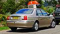 2001 Rover 75 Connoisseur sedan (16693506555).jpg