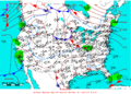 2005-03-04 Surface Weather Map NOAA.png