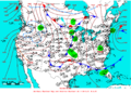 2006-05-09 Surface Weather Map NOAA.png
