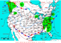 2007-03-16 Surface Weather Map NOAA.png