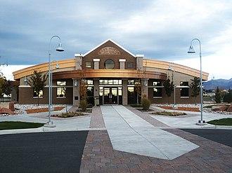 West Haven, Utah - West Haven city hall