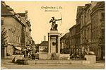20079-Großenhain-1916-Marktbrunnen-Brück & Sohn Kunstverlag.jpg