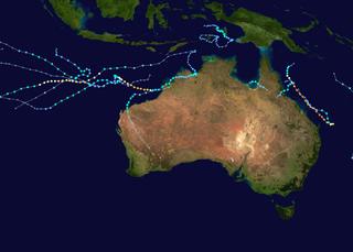 2008–09 Australian region cyclone season Cyclone season in Australia