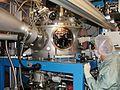 2008-Z6-Targetkammer GSI-Darmstadt.JPG