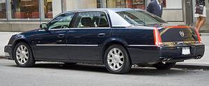 Cadillac DTS - 2008 Cadillac DTS-L