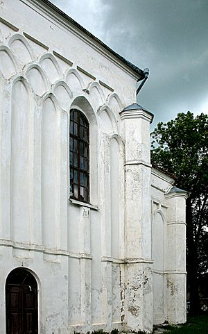 Belarusian Gothic - Image: 20090613 003 Наваградак (39)