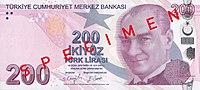 200 Türk Lirası front.jpg