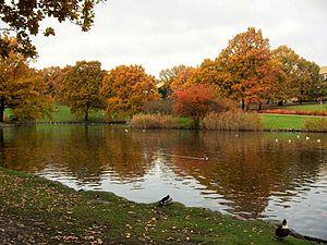 University Park, Aarhus - Image: 2010 Århus (33)
