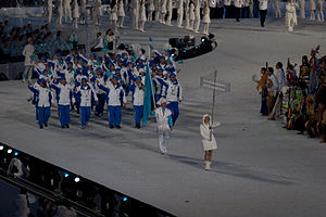 2010 Opening Ceremony - Kazakhstan entering.jpg