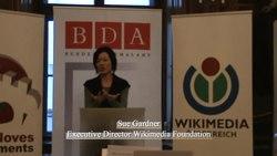 File:2011-11-17 BDA WLM 02 Sue Gardner-O.ogv
