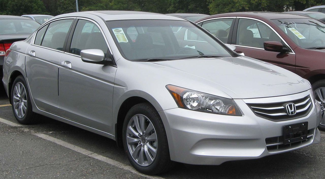 File:2011 Honda Accord EX-L sedan -- 09-02-2010.jpg ...