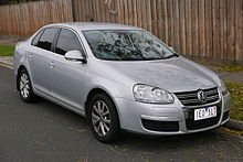 The Fifth Generation Volkswagen Jetta
