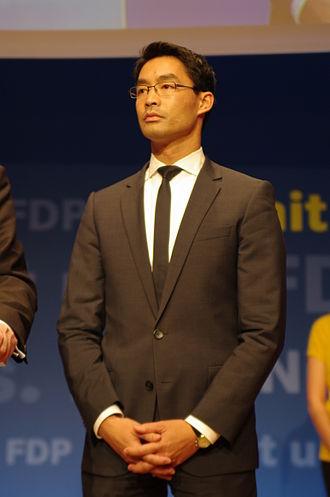 Philipp Rösler - Rösler in 2013