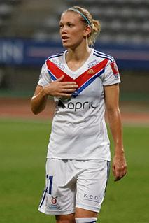 Lara Dickenmann Swiss footballer