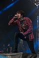2014-06-05 Vainsteam Bring me the Horizon Oli Sykes 06.jpg
