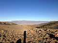 2014-10-19 08 00 22 View west towards Big Smokey Valley from about 8780 feet along a four-wheel drive road north of Jefferson Summit, Nevada.JPG
