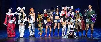 Cosplay - Wikipedia
