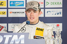 2014 DTM HockenheimringII Paul di Resta by 2eight 8SC5384.jpg