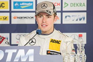 Paul di Resta British racing driver