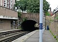 2015 London-Woolwich, Woolwich Dockyard railway station 20.JPG