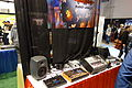 2015 NAMM Show - JoMoX booth - Moonwind Analog Stereo Filter Tracker, XBASE 999 Analog Drum Synthesizer, T-Rackonizer, Mod.Brane 11, ModBase 09, T-Resonator, M.Brane11, MBase 11.jpg