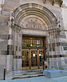 2015 New York Academy of Medicine 3 East 103rd Street entrance.jpg