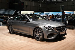 Mercedes E Wagon