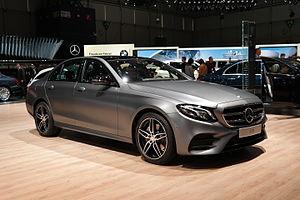 Mercedes-Benz E-Class - Mercedes-Benz E 200 (W213)