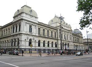 University of the Republic (Uruguay) - University of the Republic Law School.