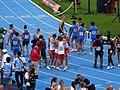 2017 European Athletics U23 Championships, 4x400m relay men final 13 16-07-2017.jpg