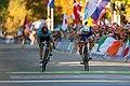 20180928 UCI Road World Championships Innsbruck Men under 23 Road Race Lambrecht Hanninen 850 0845.jpg
