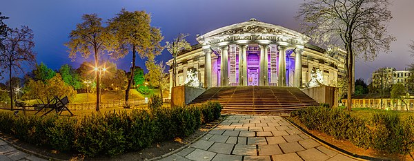 The National Art Museum of Ukraine, Kiev.