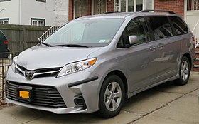 f5ed4d85f3 Toyota Sienna - Wikipedia