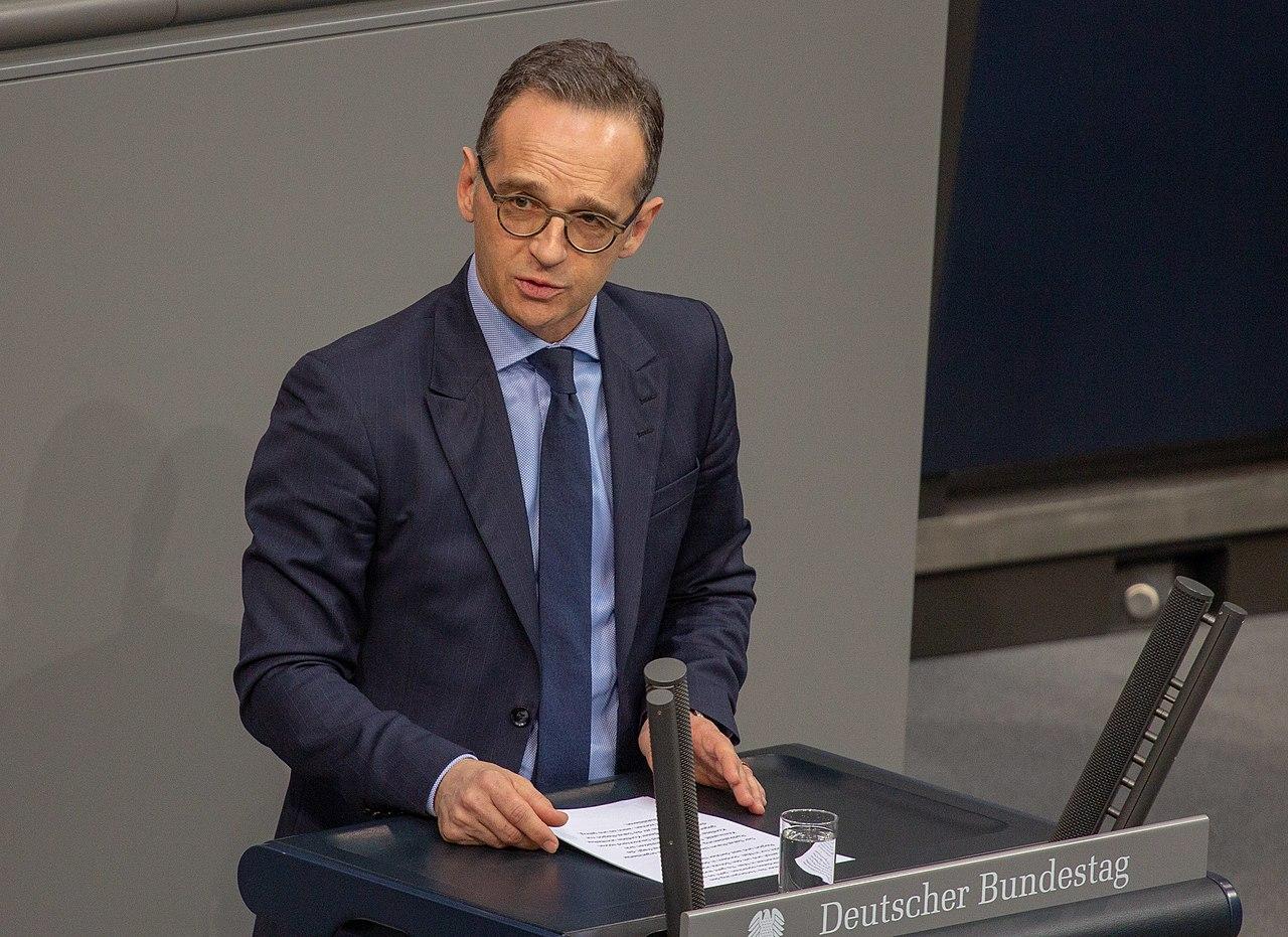 2019-04-11 Heiko Maas SPD MdB by Olaf Kosinsky-7915.jpg