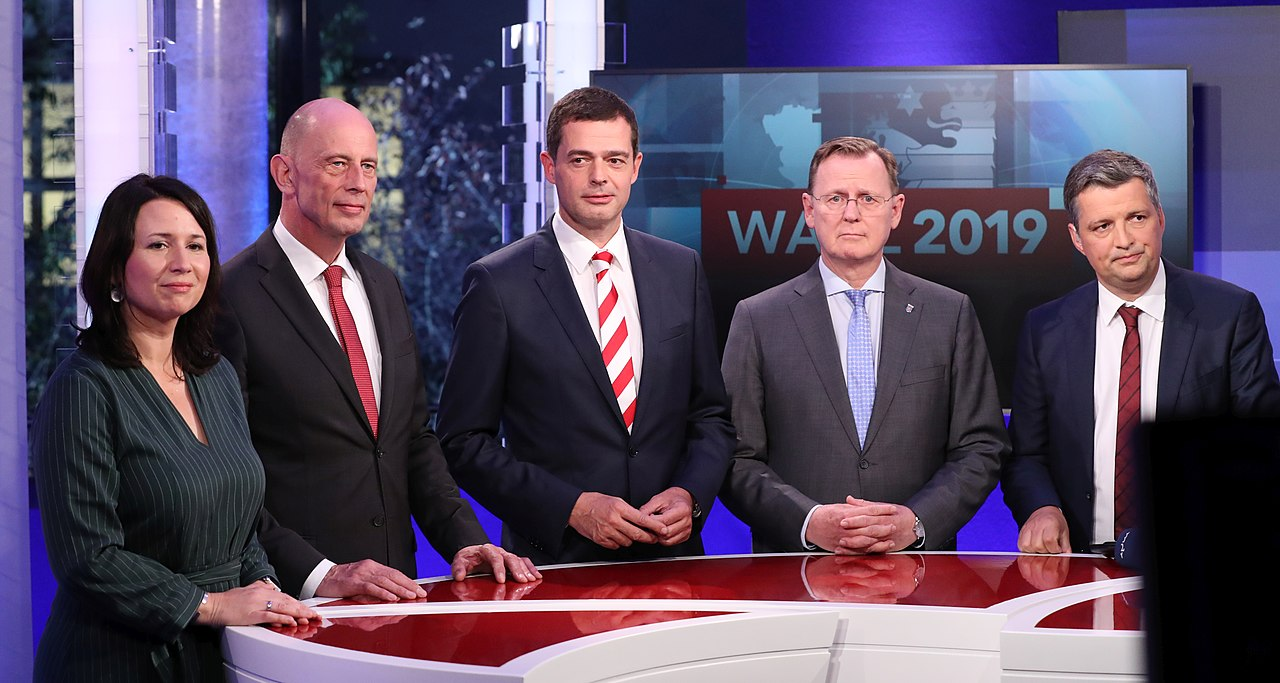 2019-10-27 Wahlabend Thüringen by Sandro Halank–81.jpg