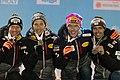 20190302 FIS NWSC Seefeld Medal Ceremony Team Österreich 850 6670.jpg