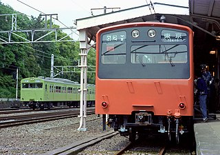 Electric multiple unit A multiple unit train consisting of self-propelled carriages, using electricity as the motive power