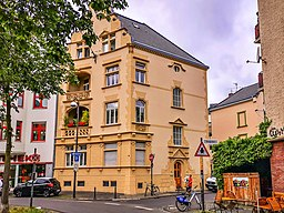 Wilhelmsplatz in Bonn