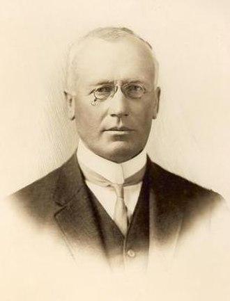 William Irvine (Australian politician) - Image: 21Williamirvine